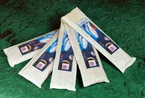 24 EUR//100 g Celestial Räucherstäbchen Holy Smokes Blue Line Handgerollt