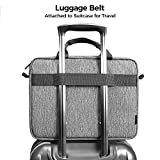 tomtoc 13.5-14.4 Inch Laptop Shoulder Bag for