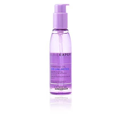 402a935a8 Buy L'Oreal Professional Serie Expert Liss Unlimited Primrose Oil, 125ml  Online at Low Prices in India - Amazon.in