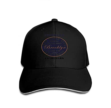 Unisex Adjustable Flat Hat Baseball Caps New York City Typography ...