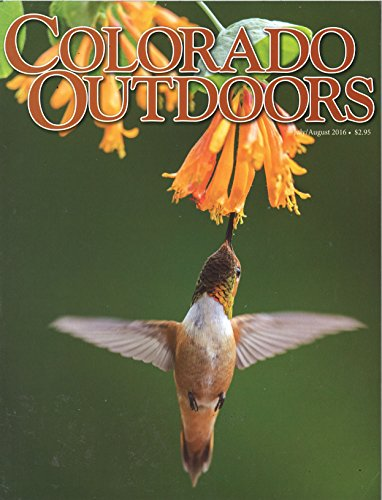 Best Price for Colorado Outdoors Magazine Subscription