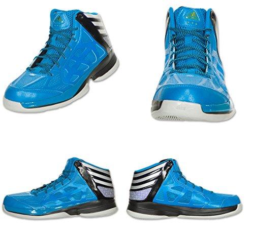 Adidas Razy Shadow Man Blauw / Ligoni / Zwart Maat 12