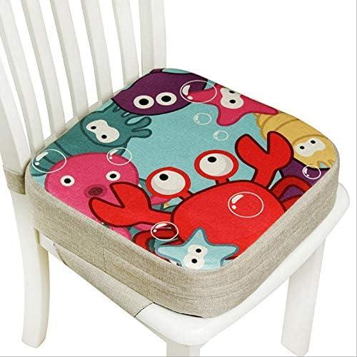 Coj/ín para silla de comedor de beb/é para ni/ños Cobeky