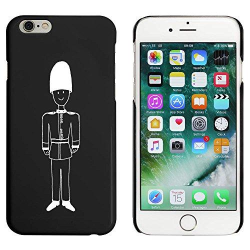 Noir 'Garde de la Reine' étui / housse pour iPhone 6 & 6s (MC00045753)