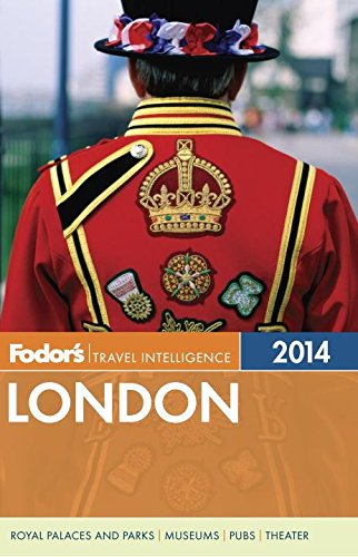 Fodor's London 2014 (Full-color Travel Guide)