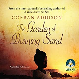 The Garden of Burning Sand Audiobook