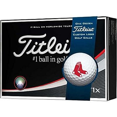 Titleist Pro V1x MLB Golf Balls   Boston Red Sox