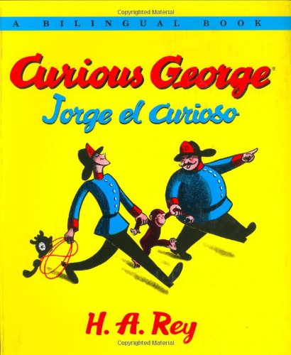 Curious George/Jorge el curioso Bilingual edition