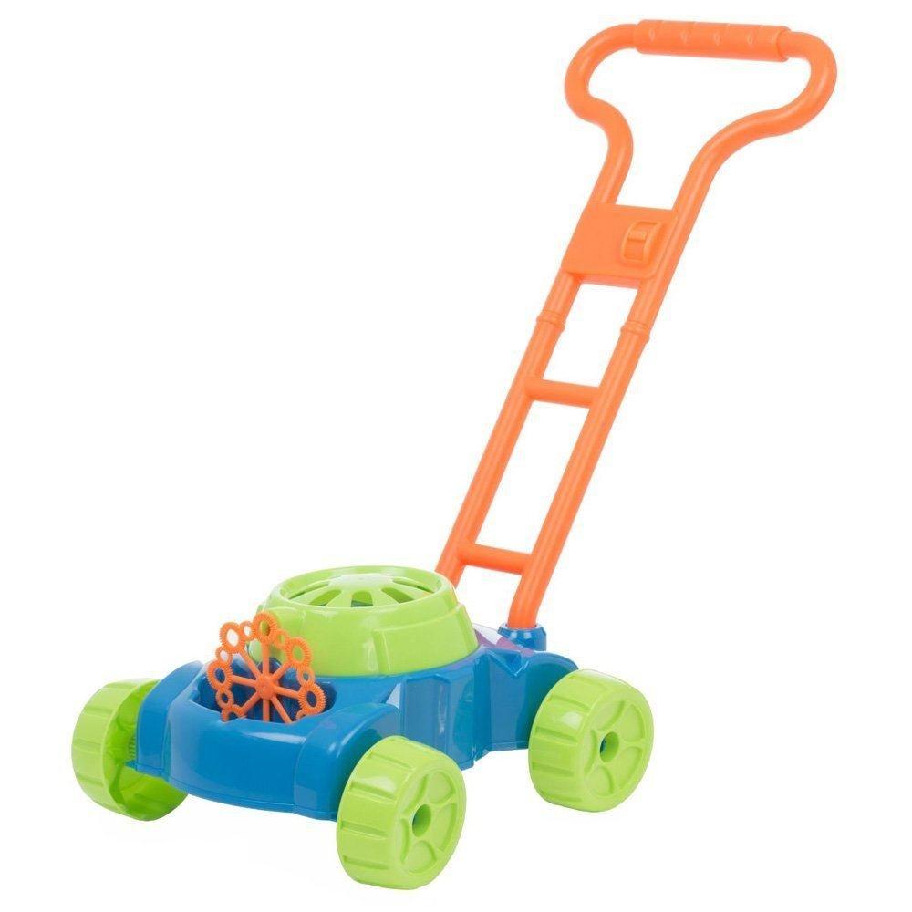 Toymaster Verano Doble Burbuja Burbujas máquina cortacésped ...