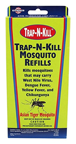 SpringStar - Trap-N-Kill Mosquito Refills - 3 Strip(s) N/s Shopper