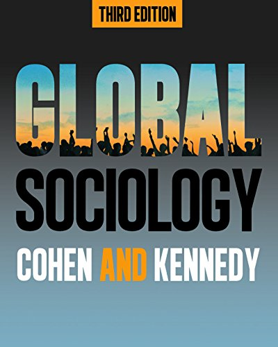 Global Sociology, Third Edition