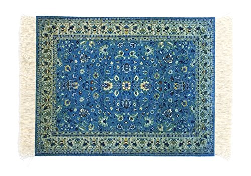 Persian/Oriental Style Mouse Pad Anti-Slip Laptop PC Mice Pad Fashion Durable Mouse Mat Fits Optical Laser by SUPCOW