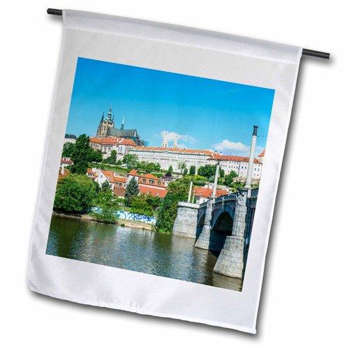 3drose-fl-210080-1-europe-czech-republic-bohemia-prague-prague-castle-garden-flag-12-by-18