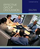 Effective Group Discussion: Theory and Practice by Gloria Galanes (2009-02-23)