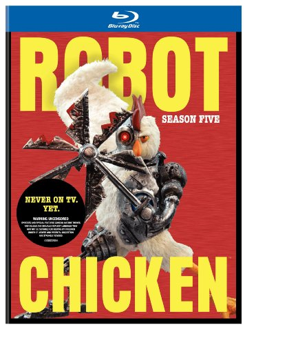 Robot Chicken: Season 5 [Blu-ray]