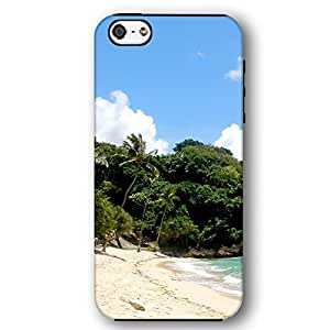 Dominican Republic Caribbean Tropical Paradise Beach iPhone 5 and iPhone 5s Armor Phone Case