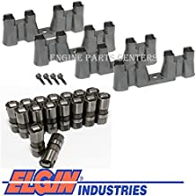 1997-2016 Chevy 5.3 5.7 6.0 LS1 LS2 LS3 LS7 Hydraulic NON AFM Roller Lifters+Trays+Bolts (LIFTER & TRAY KIT)