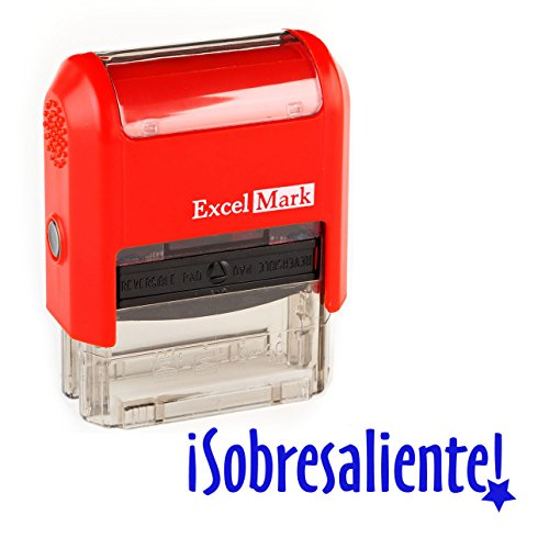 Spanish Teacher Stamp - SOBRESALIENTE