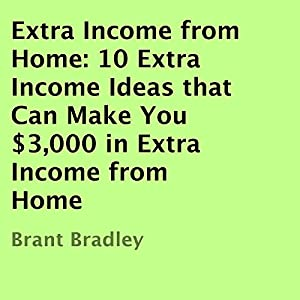 Extra Income From Home Audiobook