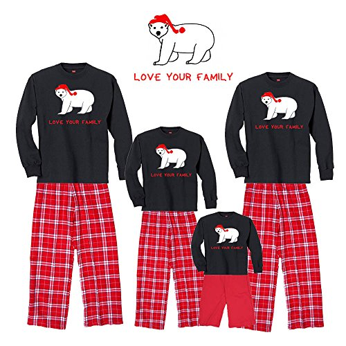 Amazon.com Footsteps Clothing Christmas Polar Bear Sets For