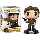 Funko Pop Star Wars Han Solo Collectible Figure, Multicolor
