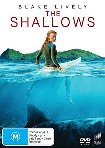 The Shallows | NON-USA Format | PAL | Region 4 Import - Australia