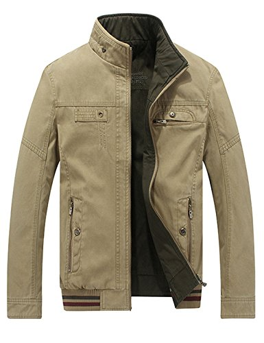 Reversible Cotton Jacket - 5