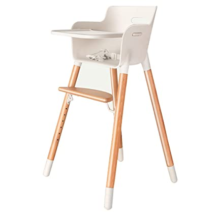 Amazon.com: HGNbb Children multi-functional wooden baby high chair ...