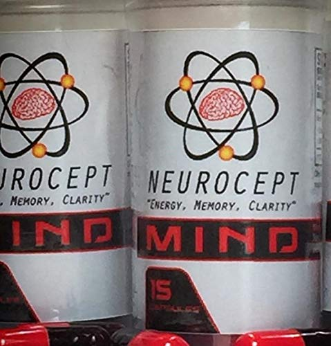 Mind by Neurocept Supplement Nootropic (2)