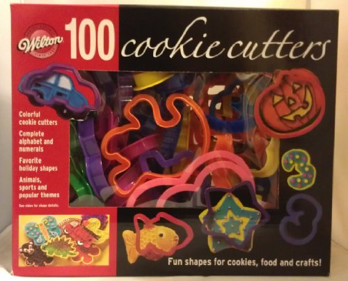 100 wilton cookie cutters - 7