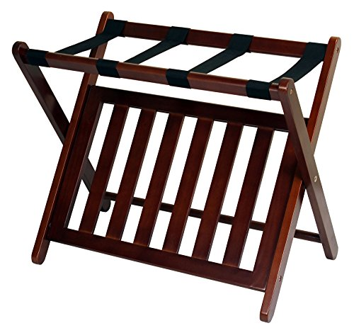 Casual Home Luggage Rack with Shelf by Casual Home (Image #7)