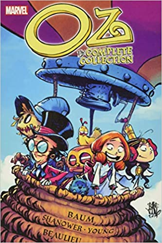 Oz: The Complete Collection – Ozma/Dorothy & the Wizard