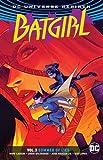 img - for Batgirl Vol. 3: Summer of Lies (Rebirth) book / textbook / text book