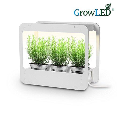 Led Kitchen Garden: GrowLED Plus Plant Grow Light LED Indoor Garden, Kitchen