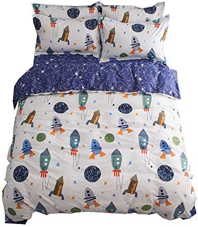 BuLuTu Universe Adventure Bedding Pillowcases product image