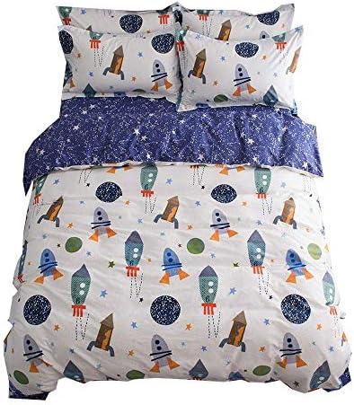 BuLuTu Universe Adventure Bedding Pillowcases