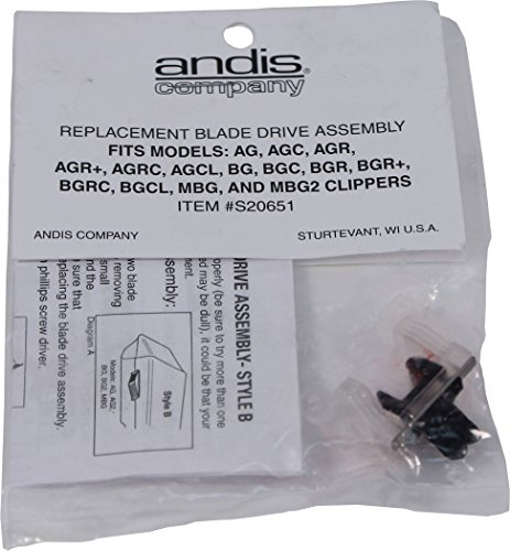 Andis Drive Assembly Lever Replacement Blade for Pet Clipper