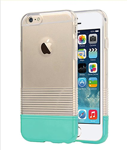iPhone 6s / 6 Clear Case, Candy Pantone Thin Protective Case for Apple iPhone 6 / iPhone 6s 4.7