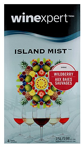 Wildberry Shiraz (Island - Blackberry Wild Wine