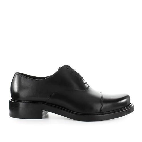 a9ce97d85d32 Men s Shoes Dsquared2 New Orleans Black Leather Lace Up Spring Summer 2019   Amazon.co.uk  Shoes   Bags