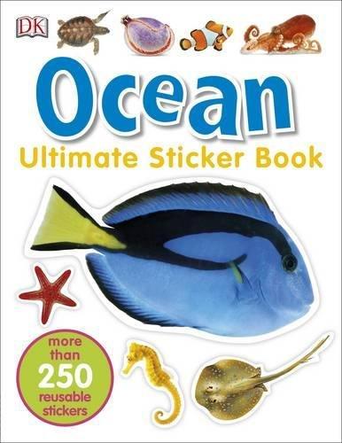 [R.e.a.d] Ocean Ultimate Sticker Book PDF