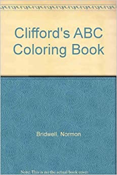 Clifford's ABC Coloring Book