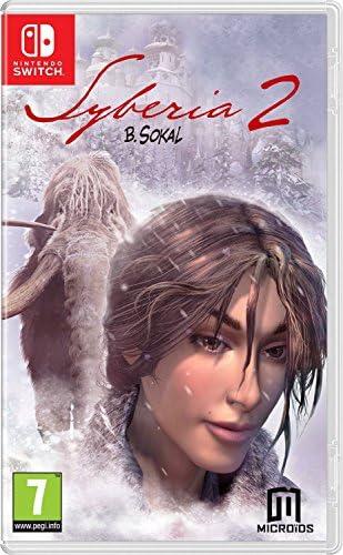 Syberia 2 (Nintendo Switch) (輸入版)