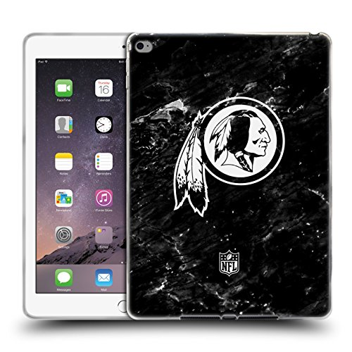 - Official NFL Marble 2017/18 Washington Redskins Soft Gel Case for iPad Air 2 (2014)