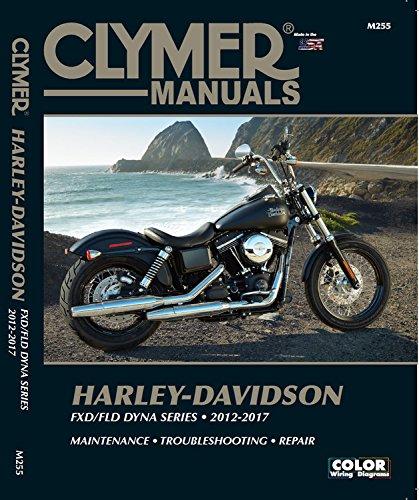 - Harley-Davidson FXD/FLD Dyna Series 2012-2017: FXDB Street Bob (2012-2017), FXDB 103 Street Bob (2014-2017), FXDBA Street Bob (2013 Factory Custom), ... 2015-2016 Limited) (Clymer Powersport)