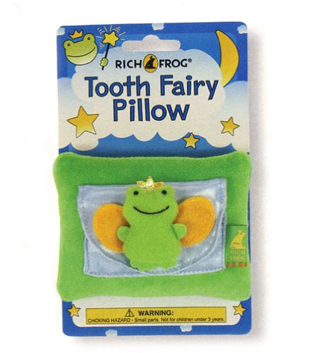 FAIRY PILLOW Rich Frog Industries