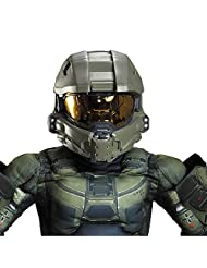 Disguise Costumes Master Chief Child Full Helmet Costume, One Color