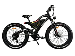 Amazon.com : Addmotor MOTAN Electric Bike 26 Inch Fat Tire