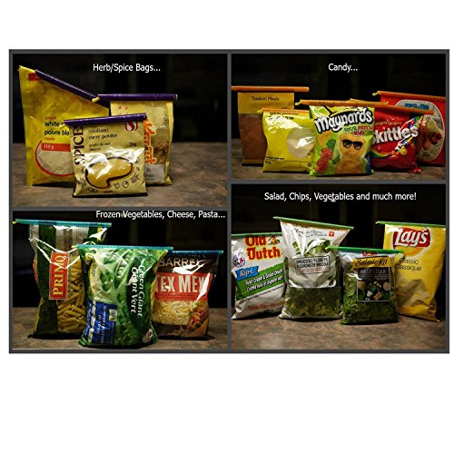 gthunder magic bag sealer stick chip plastic bag