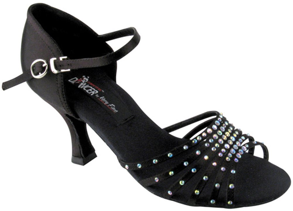 Very Fine Shoes Competitive Dancer Series CD2803 2.5'' or 3'' Heel